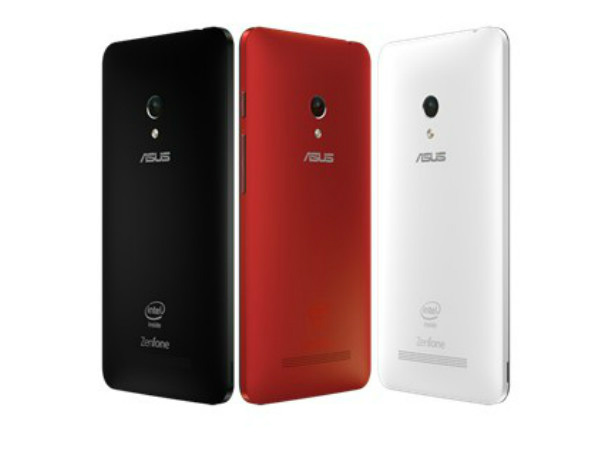 Asus Zenfone 5 Photos