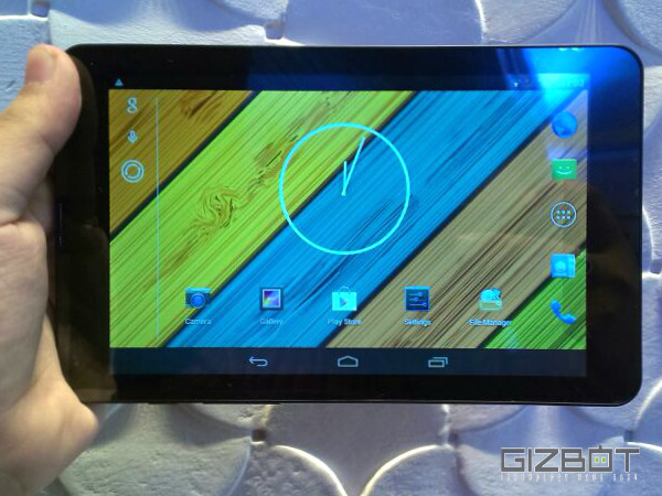 Flipkart Digiflip Pro XT712 Tablet Launch Event Photos