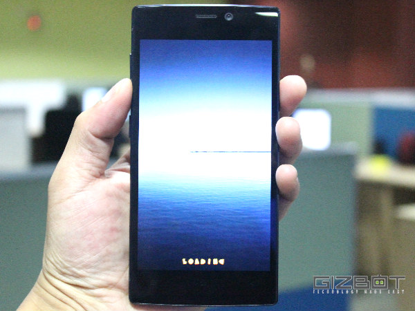 Gionee Elife S5.5 Hands On Review Photos
