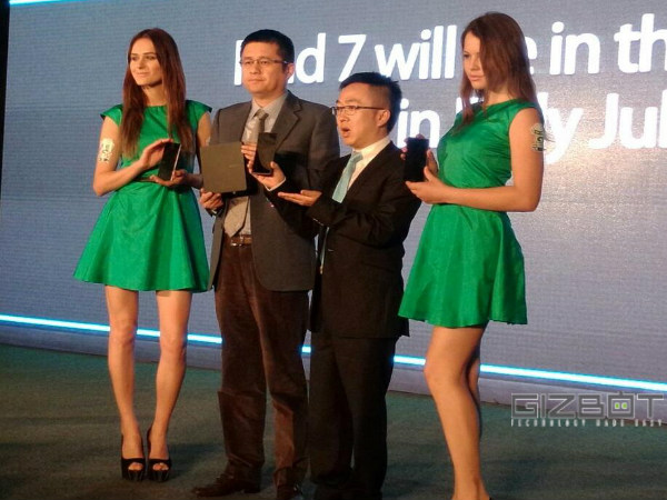 Oppo Find 7 And Find 7A Smartphone Launch Event Photos