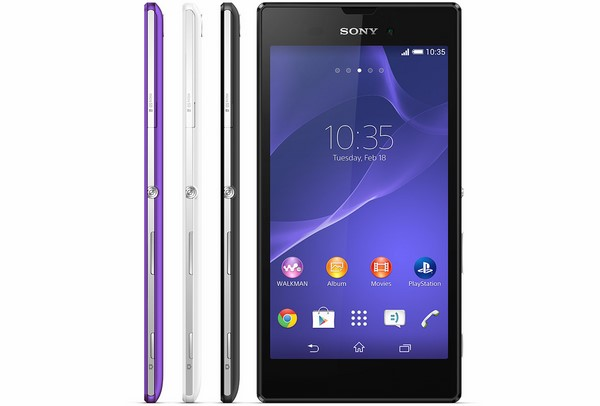Sony Xperia T3 Photos