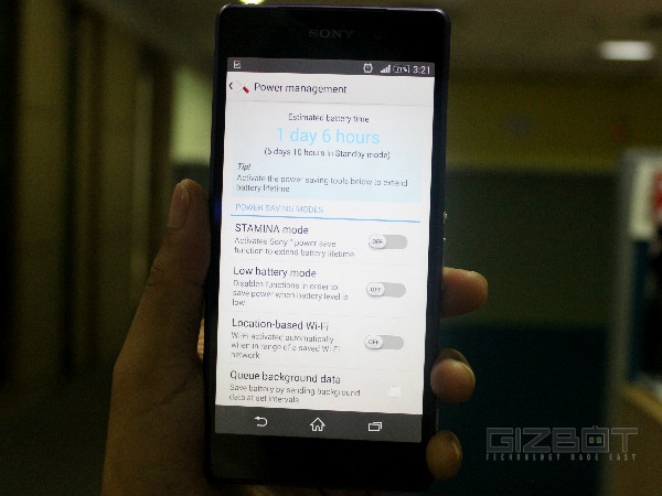 Sony Xperia Z2 Hands On Review Photos