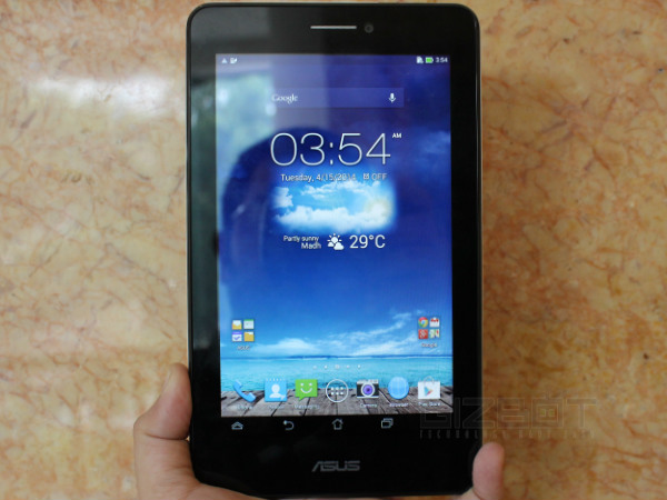 Asus Fonepad 7 Tablet Hands On Review Photos