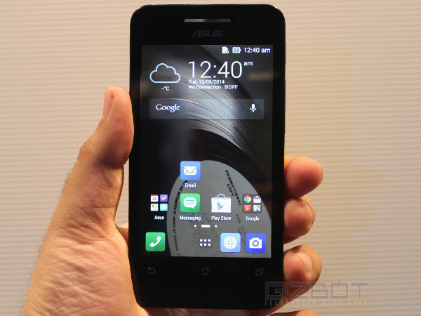 Asus ZenFone 4 Hands-On And First Look Photos