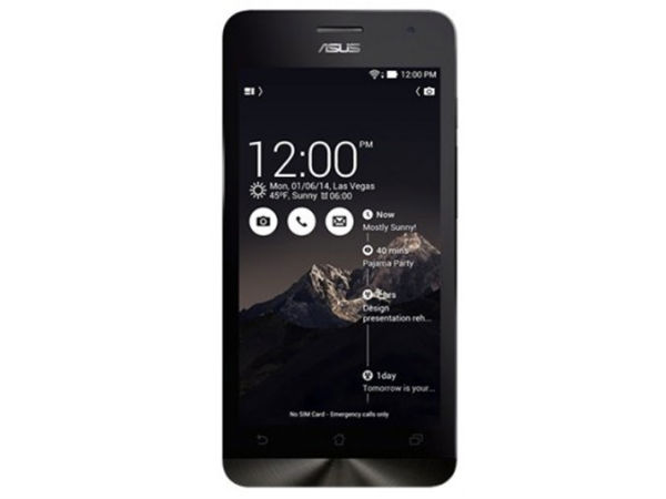 Asus Zenfone 4 Photos