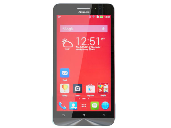 Asus ZenFone 6 Photos
