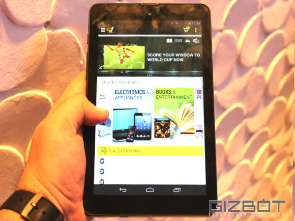 Digiflip Pro XT 71 Hands on First Look Photos