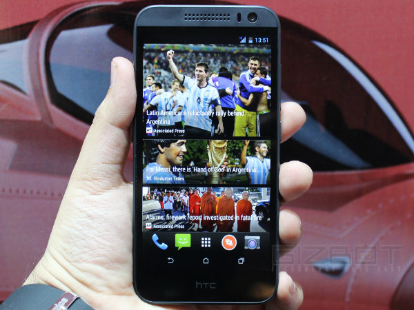 HTC Desire 616 Hands On First Look Photos