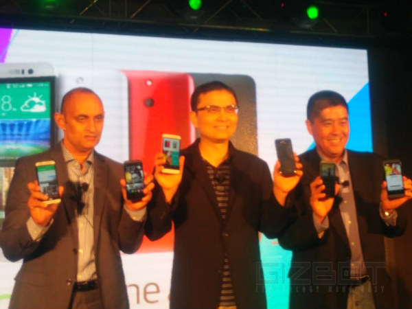 HTC Desire 616 Launch Event Photos