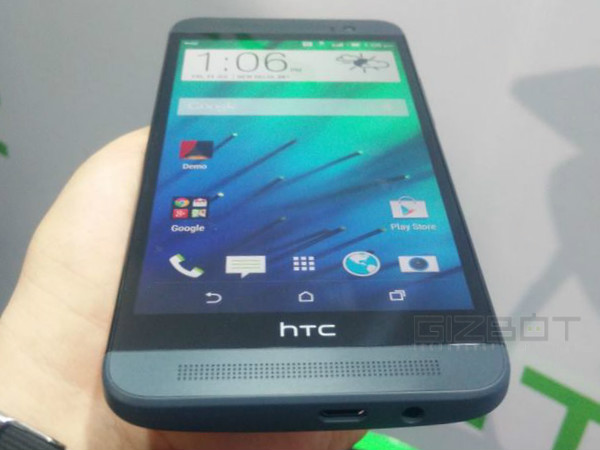 HTC One E8 Launch Event Photos