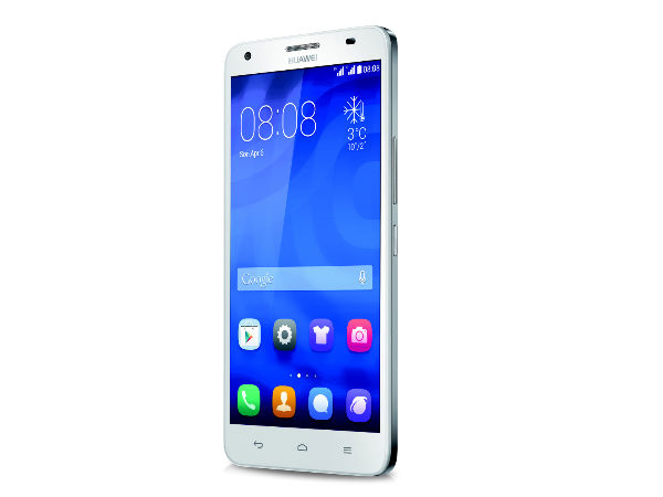 Huawei Ascend G750 Photos