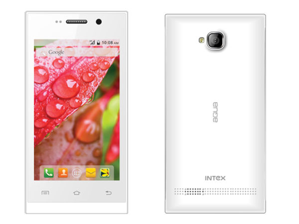 Intex Aqua Y2 Photos