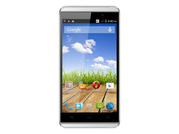 Micromax Canvas Fire A104 Photos