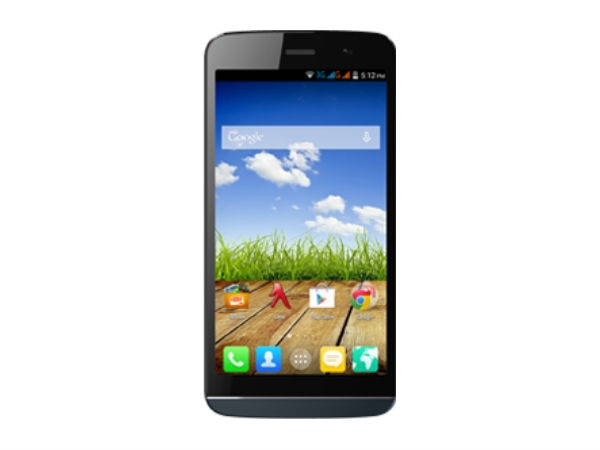 Micromax Canvas L A108 Photos