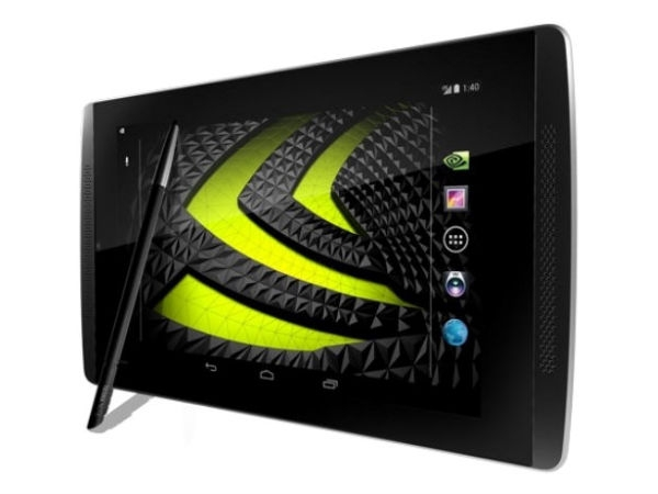 Nvidia Shield Tablet Photos