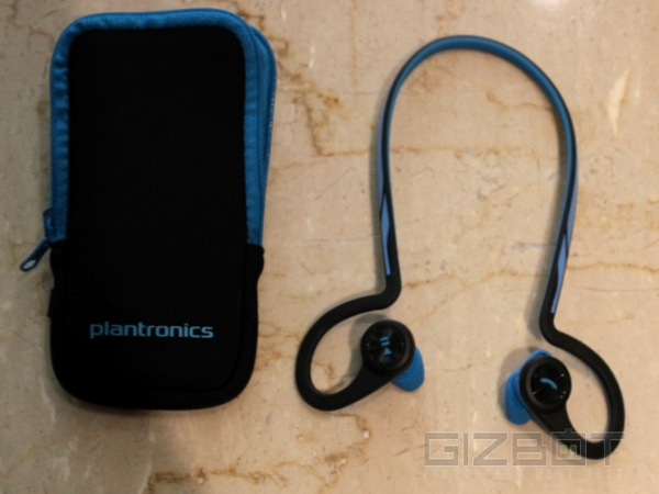 Plantronics BackBeat Fit Review Photos