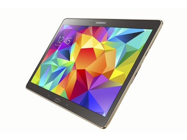 Samsung Galaxy Tab S 10.5 Photos