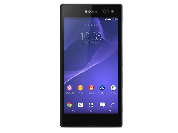Sony Xperia C3 Photos