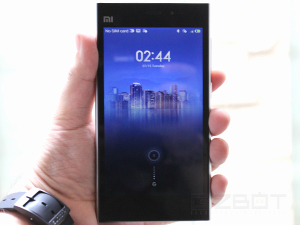 Xiaomi Mi 3 Hands-On And First Look Photos