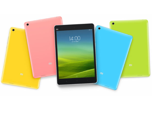 Xiaomi MiPad Photos