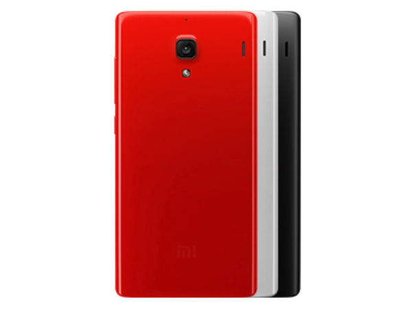 Xiaomi Redmi 1S Photos