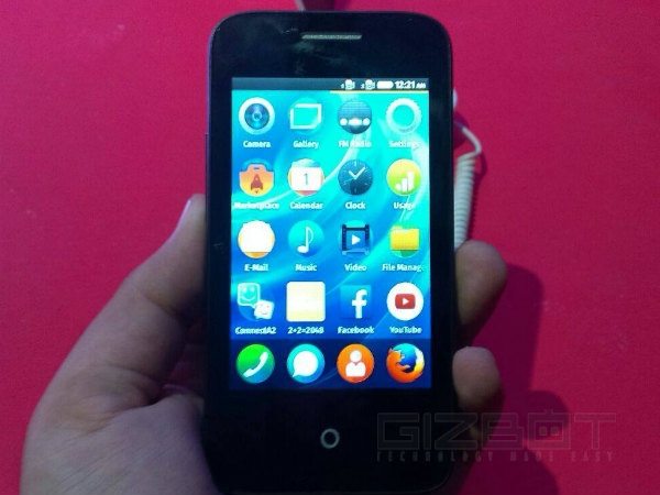 Intex Cloud FX launch Event Photos