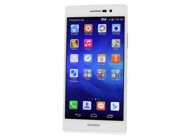 Huawei Ascend P7 Photos