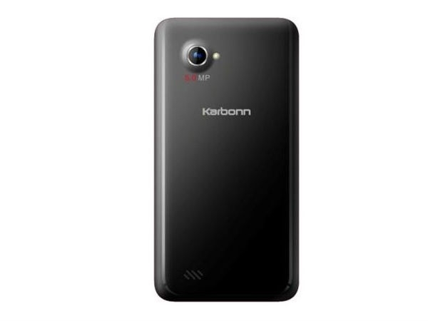Karbonn Titanium S99 Photos