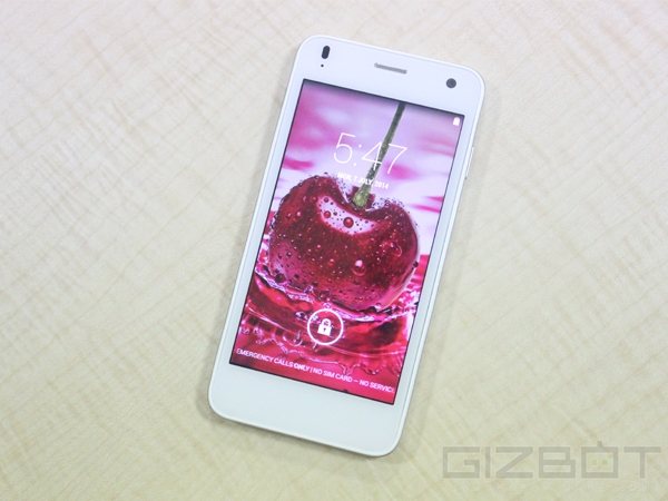 Lava Iris X1 Hands on Review Photos