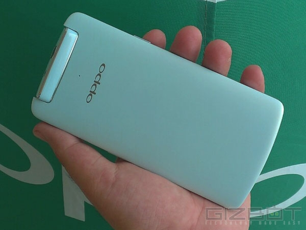 Oppo N1 Mini Launch Event Photos