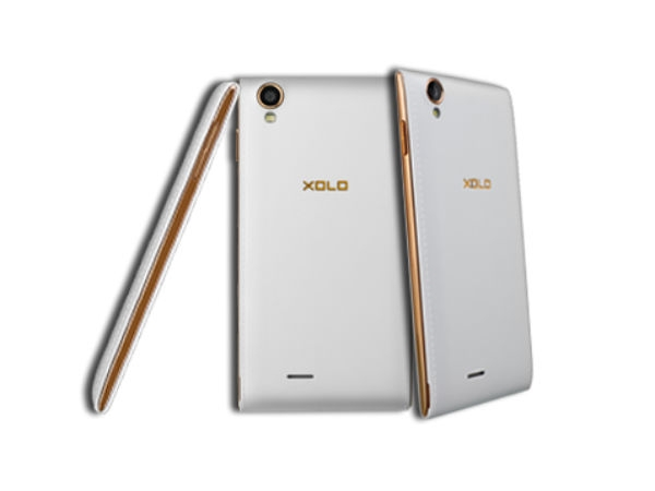 Xolo A550s IPS Photos
