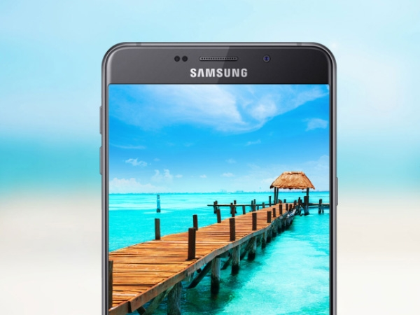Samsung Galaxy A9 Pro Images Hd Photo Gallery Of Samsung Galaxy