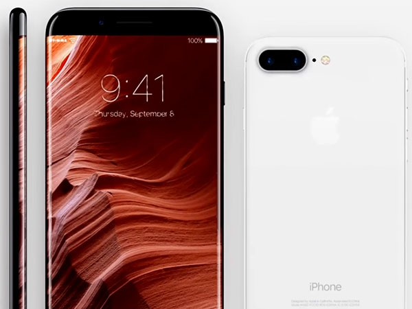 Apple iPhone 8 Edge Concept Design Photos