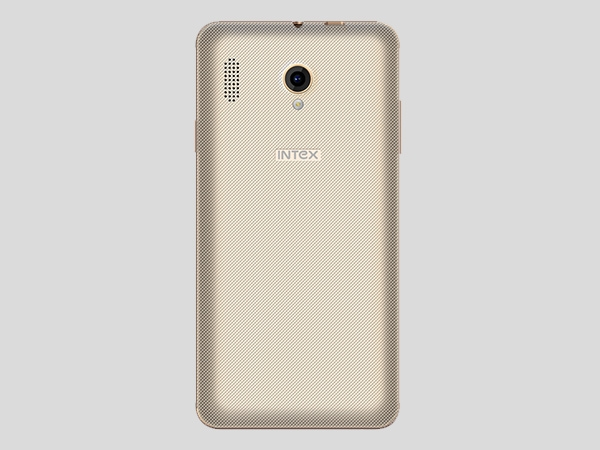 Intex Cloud Style 4G Photos