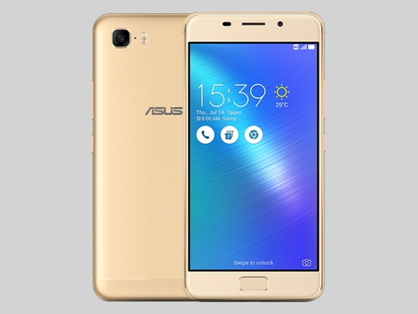 Asus Zenfone 3S Max Photos