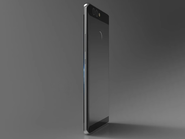 Huawei P10 Edge Concept Design Photos