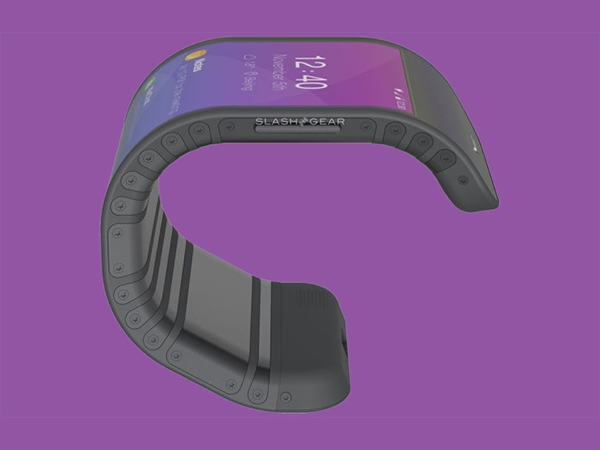 Lenovo Foldable and Flexible Phone Concept Design Photos