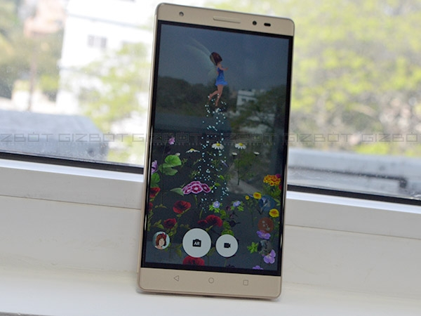 Lenovo Phab 2 Plus Review Photos