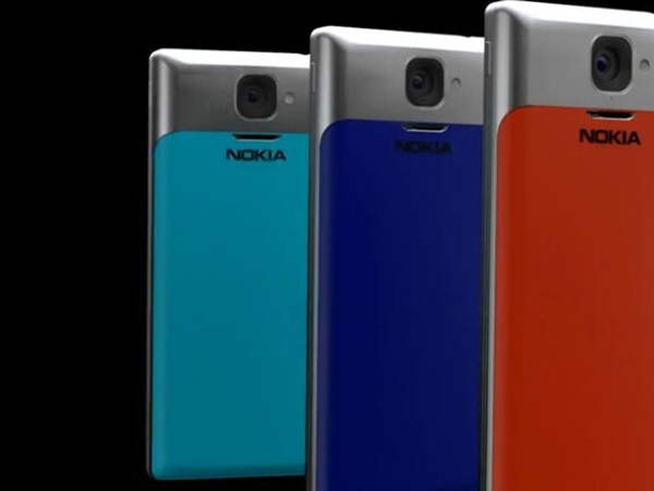 Nokia 1100 Concept Design Photos