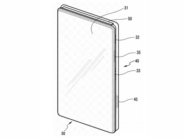 Samsung's Foldable smartphone Concept Design Photos