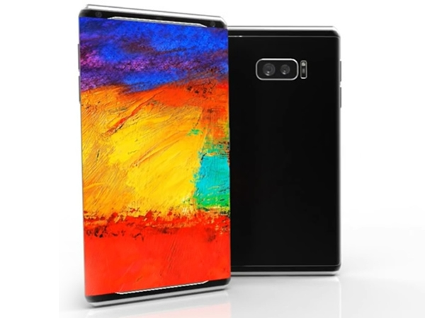 Samsung Galaxy S8 Concept Design 2 Photos