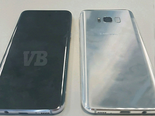 New Samsung Galaxy S8 Leaked  Photos