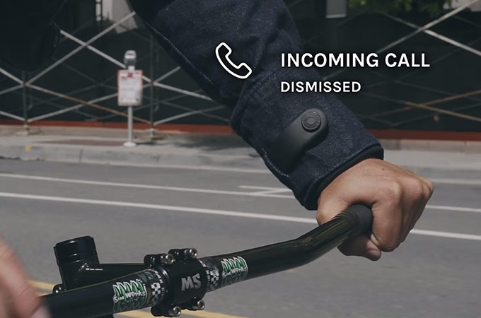 Levi's and Google unveils connected Commuter Jacket Photos