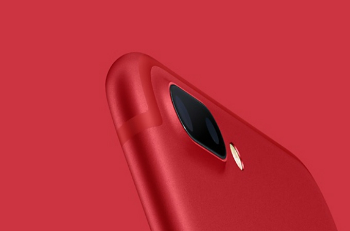 Apple iPhone 7, 7 Plus Red Special Edition variants Photos