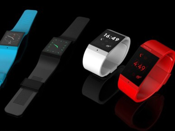Nokia Smart Watch Concept Design Photos