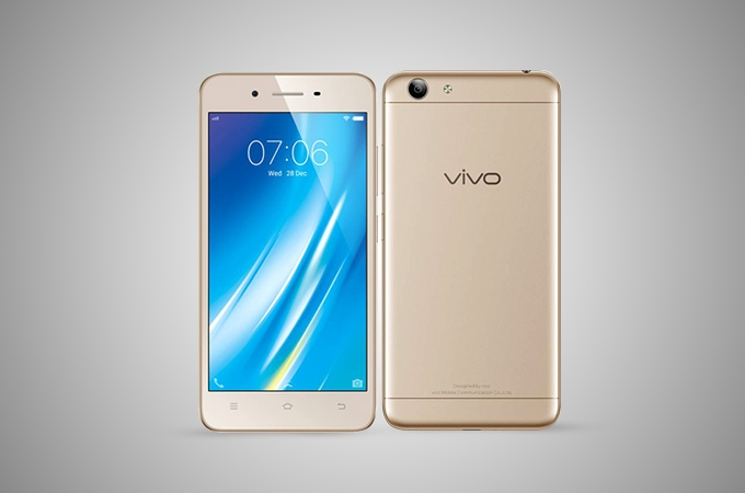Vivo Y53 Photos