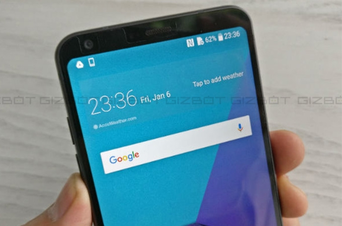 LG G6 First Impressions Photos