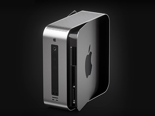 Modularer Mac Pro Photos