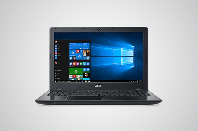 Acer Aspire E5-553G Photos