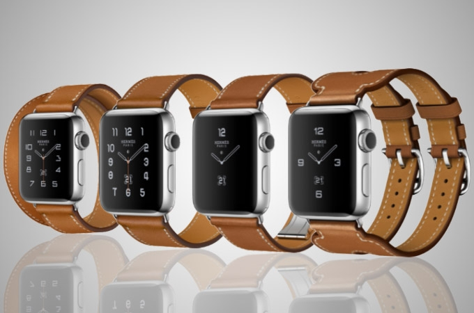 Apple Watch Hermes Photos